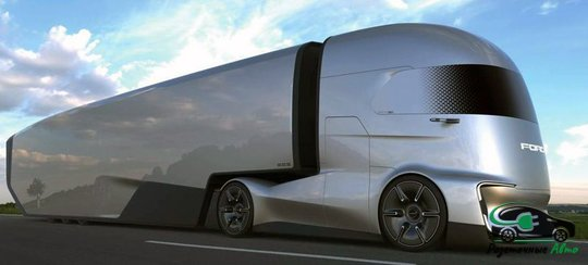 Ford F-Vision Future Truck