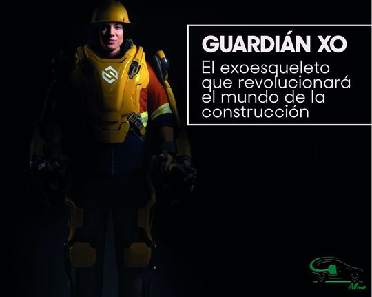 Sarcos Guardian XO