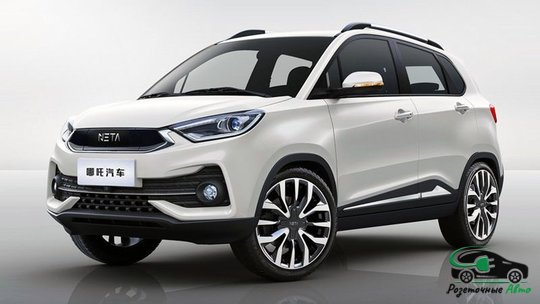 Zhejiang Hezhong New Energy Vehicles Neta N01