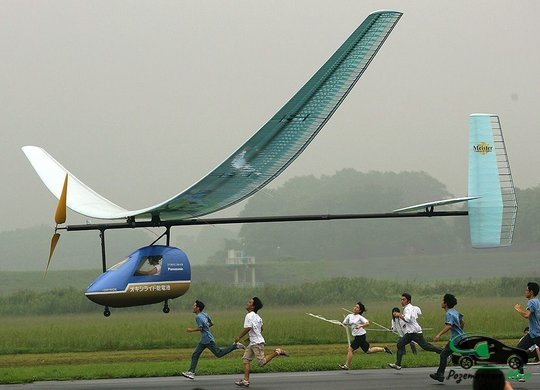 Oxyride Manned Airplane Project